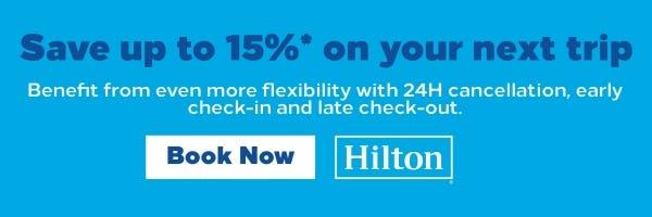 Hilton Dream Away Offer